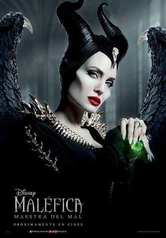 La última película de Angelina Jolie : Maléfica, Maestra del mal