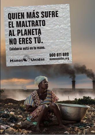 Manos Unidas presenta la Campaña contra el Hambre 2020 el miércoles 29