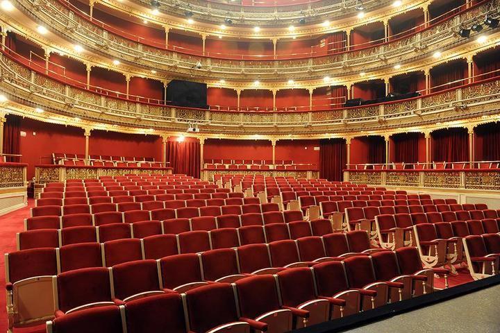 El teatro María Guerrero reabre sus salas al público