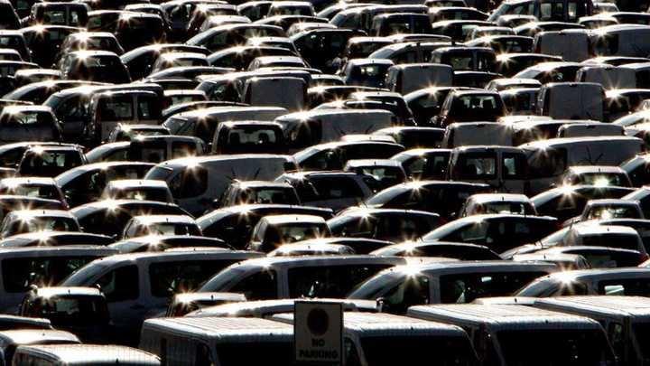 Las ventas de coches se desploman en julio en Castilla La Mancha, un 31,38 % menos que el mismo mes del año anterior
