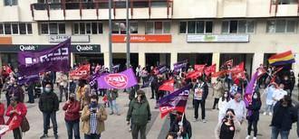 UGT CLM reclama en las calles de Guadalajara que el Gobierno de PSOE/Unidas Podemos CUMPLA con la clase trabajadora