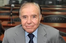 Muere a los 90 años el expresidente de Argentina Carlos Menem