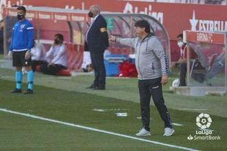 """Menéndez: """"Cuando haces un partido tan perfecto este resultado es duro"""""""