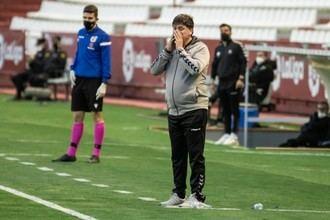"""Menéndez: """"Sé que no es un buen momento, pero quedan puntos y hay que pelear por ellos"""""""