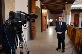 Mensaje de Año Nuevo del presidente de Castilla-La Mancha, Emiliano García-Page