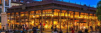 Después de ocho meses cerrado, reabre el mercado de San Miguel de Madrid