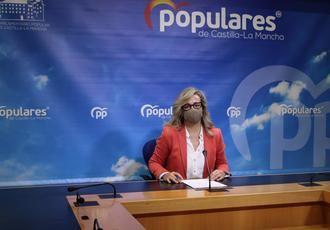 """Merino: """"Mañana Page ejecutará el NO definitivo a las 179 enmiendas del PP-CLM que son la voz de todos los colectivos de nuestra tierra"""""""