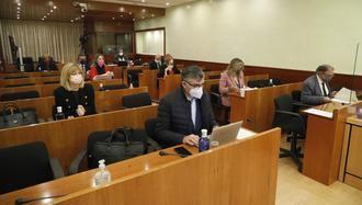 La Mesa de las Cortes regionales da el visto bueno a la firma de convenios con las dos universidades y la Real Fundación de Toledo