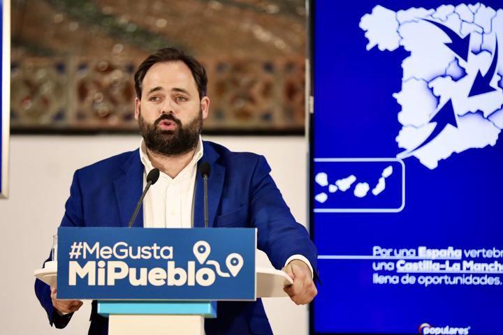 """Paco Núñez revindica en Molina que el mundo rural no necesita """"anuncios sino realidades"""" para """"presumir"""" de nuestros pueblos y alcanzar la misma igualdad de oportunidades que el resto de territorios"""