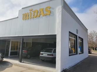 Midas abre las puertas a un nuevo centro de reparación y mantenimiento de coches en Azuqueca de Henares
