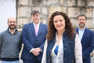 Ciudadanos presenta a Milagros del Rey como candidata a la Alcaldía de Valdenoches