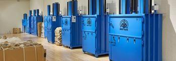 ¿Escoger entre una prensa o compactadora? Razones para reciclar en tu negocio
