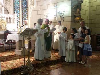 """Los obispos plantearán al Gobierno retomar las misas con """"mascarillas"""" y manteniendo la distancia"""