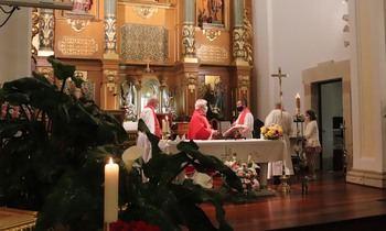 El Ayuntamiento acercó la Misa del Cristo de la Expiración a todos los hogares de Cabanillas
