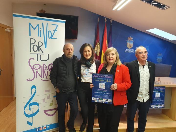 """Mi Voz por tu Sonrisa"" celebra su I Gala Benéfica en el Buero Vallejo"