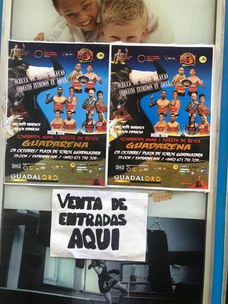 COMUNICADO de la Asociación Española MMA : Nuevo escándalo a costa del Ayuntamiento de Guadalajara con motivo de la tauromaquia
