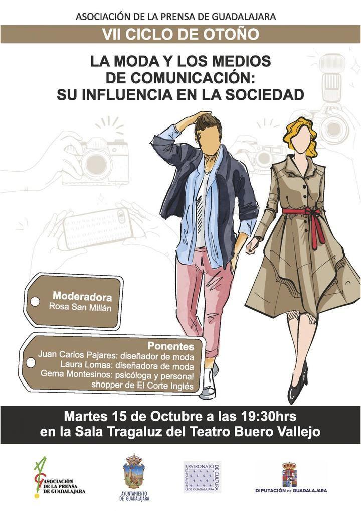VII Ciclo de Conferencias de la Asociación de la Prensa de Guadalajara