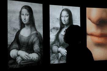 """La otra """"Mona Lisa"""" y el otro """"Salvator Mundi"""", juntos en el Prado hasta el 23 de enero"""