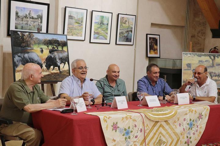 Miguel Angel Moncholi, protagonista de las XIX Jornadas Taurinas de Almonacid de Zorita