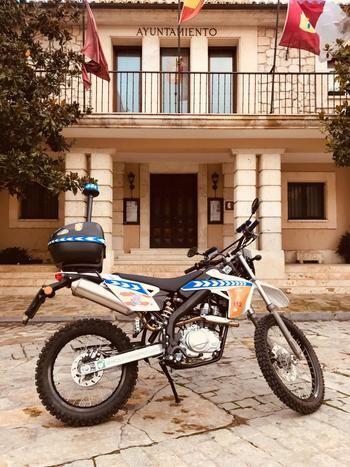 El Ayuntamiento de Brihuega adquiere un nuevo vehículo de emergencias para la Agrupación de Voluntarios de Protección Civil
