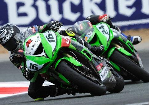 El piloto alcarreño Sergio Mora debutará en Montmeló con el equipo Halcourier MS en la categoría Kawasaki Ninja Cup.