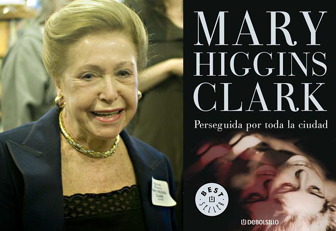 Muere a los 92 años Mary Higgins Clark, la Dama del Suspense