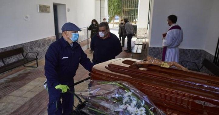 De los 342 (617 el jueves pasado) casos detectados este jueves en CLM, 33 son de Guadalajara que registra UNA nueva defunción