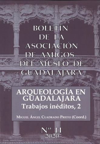 El jueves 30 de septiembre a las 19,30 horas tendrá lugar en el Salón de actos del Palacio del Infantado la presentación del nuevo número de la revista de investigación editada por la Asociación de Amigos del Museo Guadalajara.