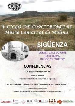 Ciclo de Conferencias de Museo Comarcal de Molina