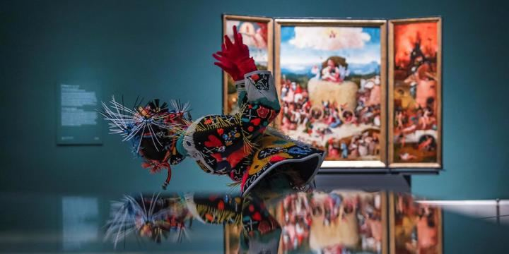 El Museo del Prado celebra sus 201 años...bailando