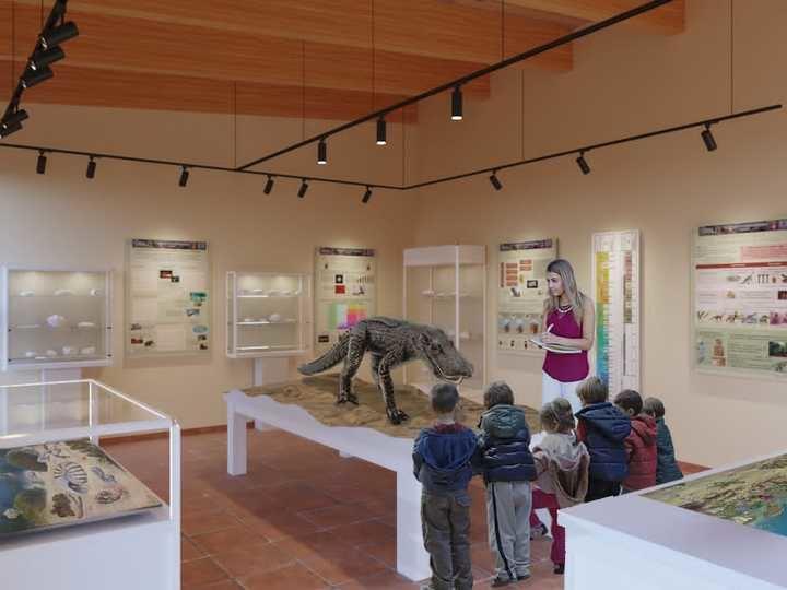 El CIPAT de Tamajón recibe la cesión de fósiles que pasarán a formar parte de sus fondos expositivos