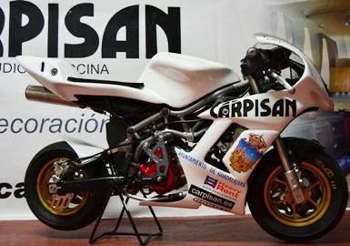 "El piloto alcarreño Dani Barba correrá el ""European Championship Mini Road Racing 2012"""