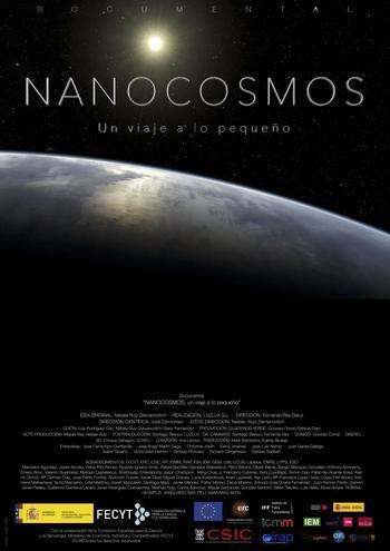 """Presentación en Guadalajara del Documental """"Nanocosmos, un viaje a lo pequeño"""" y coloquio con el Dr. José Cernicharo"""