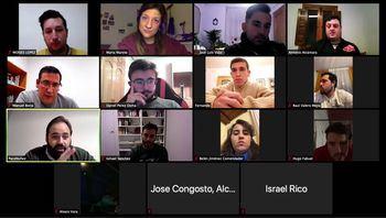 Los alcaldes de NNGG CLM destacan el apoyo de Núñez y el abandono de Page en el temporal Filomena