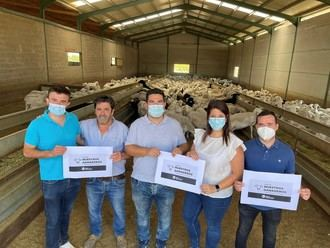 Maroto y Pérez presentan la campaña de NNGG CLM ¨Somos nuestros Ganaderos¨