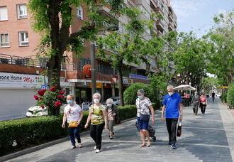 El Ayuntamiento aplica las medidas dictadas por la Consejería de Sanidad frente al coronavirus tras decretar el paso de Guadalajara a Fase 3