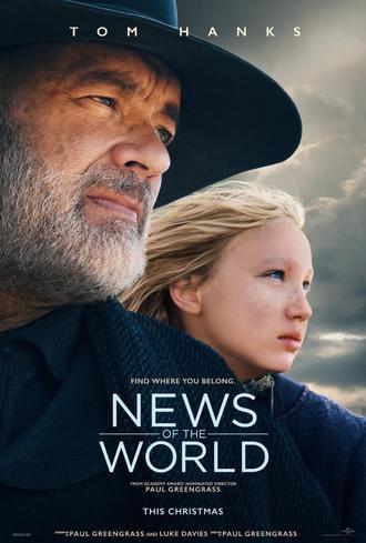 La última peli de Tom Hanks : Noticias del gran mundo