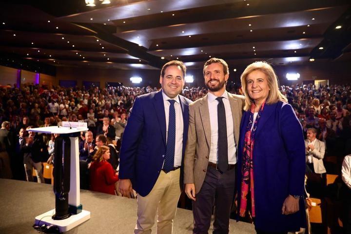 Paco Núñez denuncia que Page respalda con su silencio cómplice la inacción de Pedro Sánchez en Cataluña