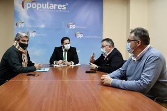 Paco Núñez pedirá a Page que se posicione en las Cortes votando en contra de la Ley Celaá por atacar al castellano y dejar de valorar el mérito, la capacidad y el esfuerzo