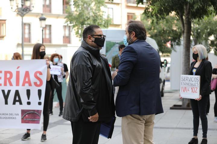 """Núñez reclama a Page que el próximo jueves esté al lado de los autónomos castellano-manchegos y """"en contra"""" de Moncloa, el PSOE y Ferraz"""