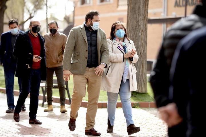 Núñez advierte a Page que no descansará hasta que las Cortes regionales acojan un debate sobre el deporte en Castilla-La Mancha