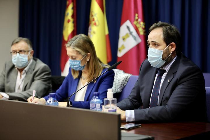 Paco Nuñez presenta enmiendas por valor de más de 165 millones de euros con el objetivo de paliar la PREOCUPANTE SITUACIÓN por la que atraviesa la sanidad de CLM