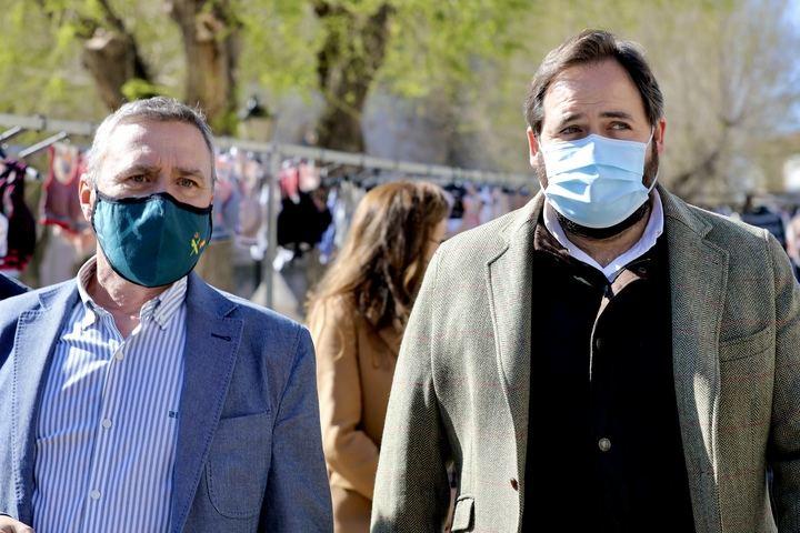 """Núñez luchará """"con uñas y dientes"""" para que los Fondos Europeos que corresponden a los castellano-manchegos lleguen a la región y no sirvan para pagar acuerdos políticos"""