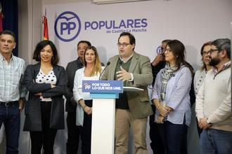 El PSOE se mantiene, el PP sube, Vox se dispara y Cs se hunde, desapareciendo de Castilla La Mancha