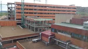 El Servicio de Salud de Castilla-La Mancha ha firmado la recepción parcial de la ampliación del Hospital Universitario de Guadalajara
