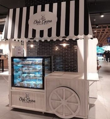Oído Cocina Gourmet amplía con 25 nuevas localizaciones su reparto a domicilio y aterriza en Carrefour