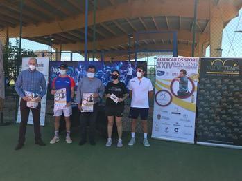 El Open Tenis Ciudad de Guadalajara se celebra este año del 6 al 12 de julio con todas las medidas de seguridad frente al COVID-19