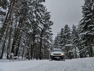 """El temporal 'Filomena' dejará nevadas """"sin precedentes"""" en el centro y la mitad este de la Península"""