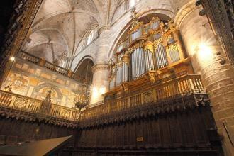 LETRAS VIVAS SEGUNTINAS : El órgano, alma sonora de toda la catedral