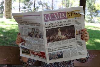 Ambiente soleado, 16ºC de mínima y 33ºC de máxima este sábado en Guadalajara